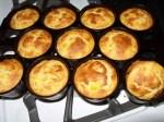 Hot cornbread muffins!